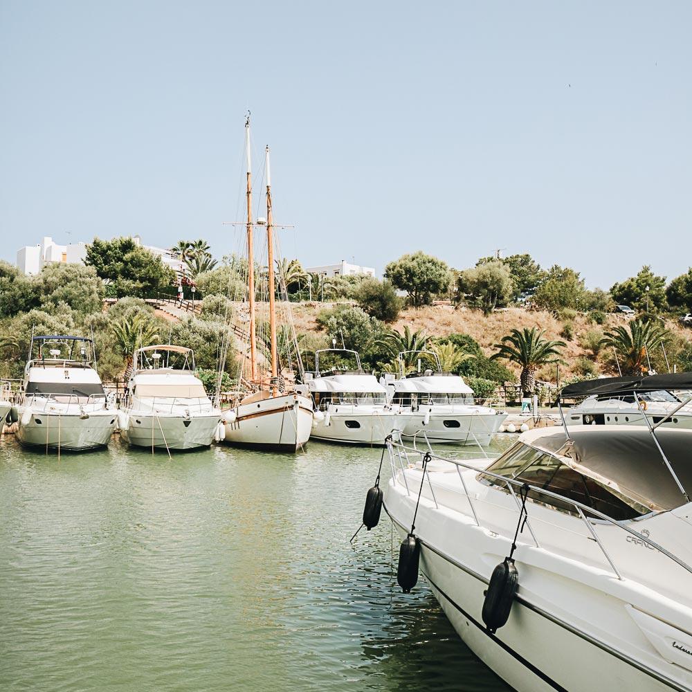 yachthafen cala dor