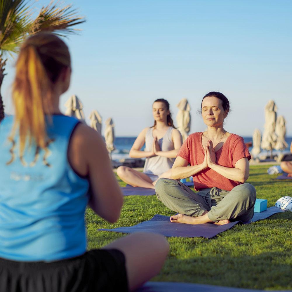 Yoga Tui Bluefit