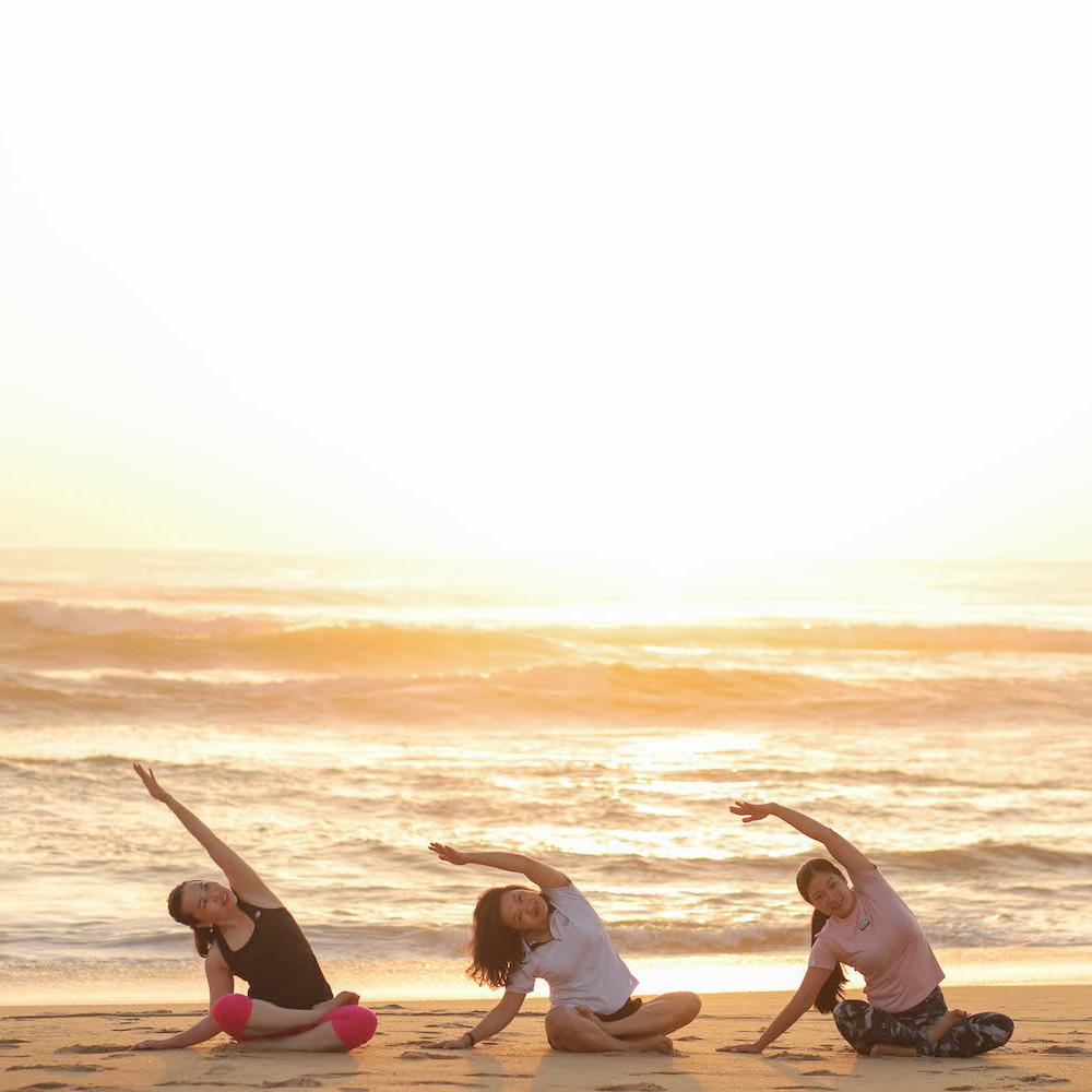 Yoga Vietnam TUI BLUE